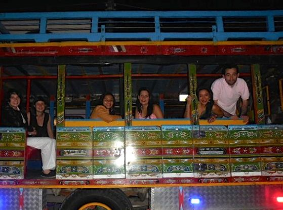 Bekanntschaften kolumbien