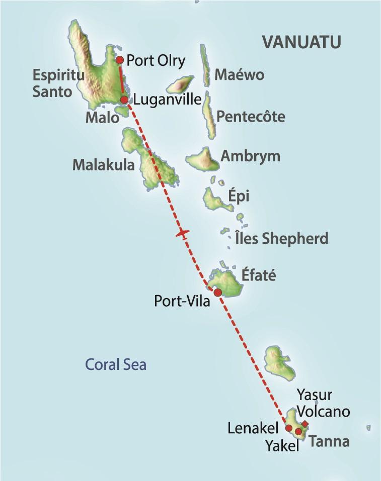 Dreamtime Reisebericht Vanuatu
